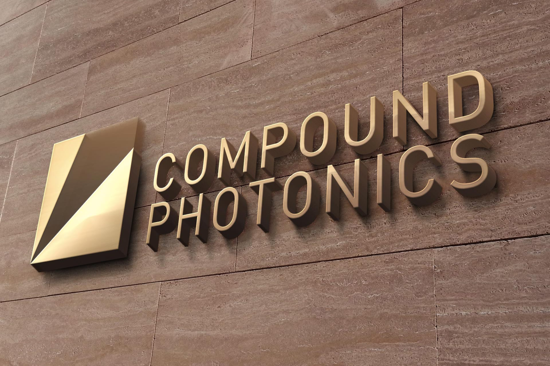Compound Photonics: Branding & Website - Signage