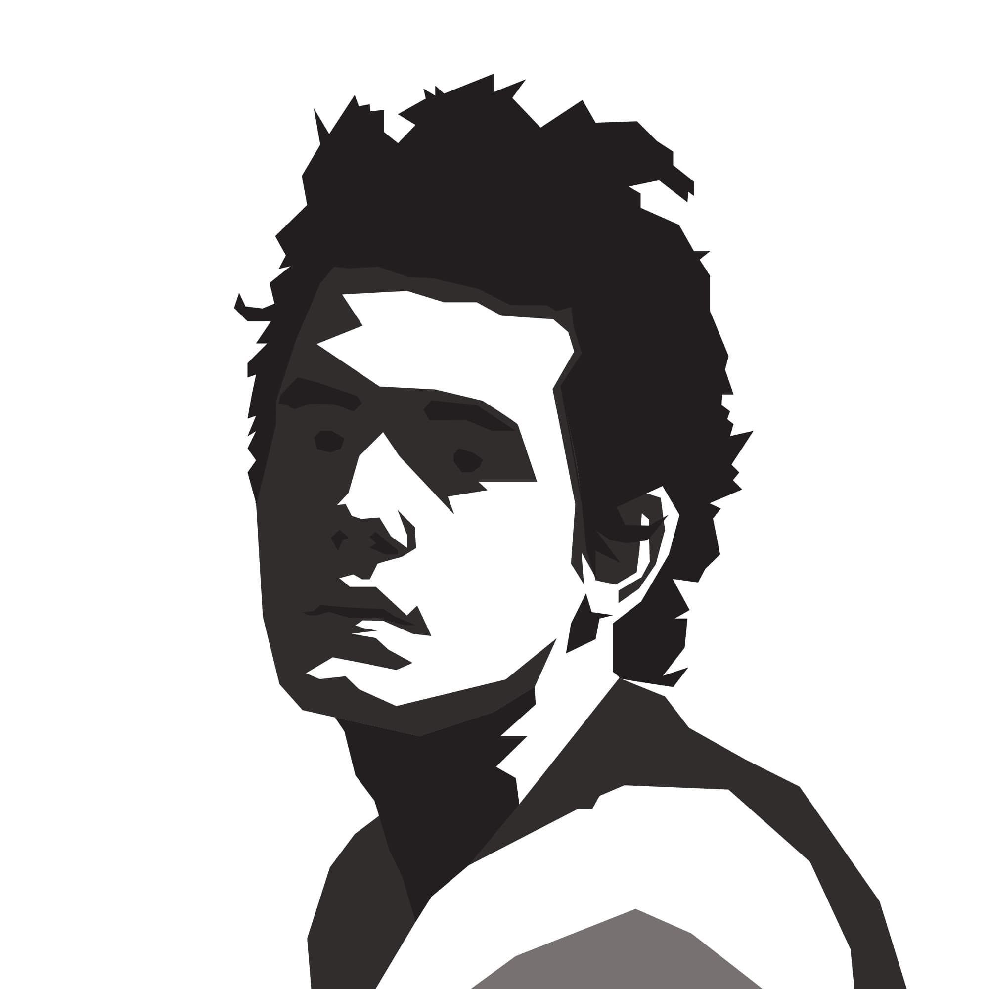 Illustration: Portraits - John Mayer