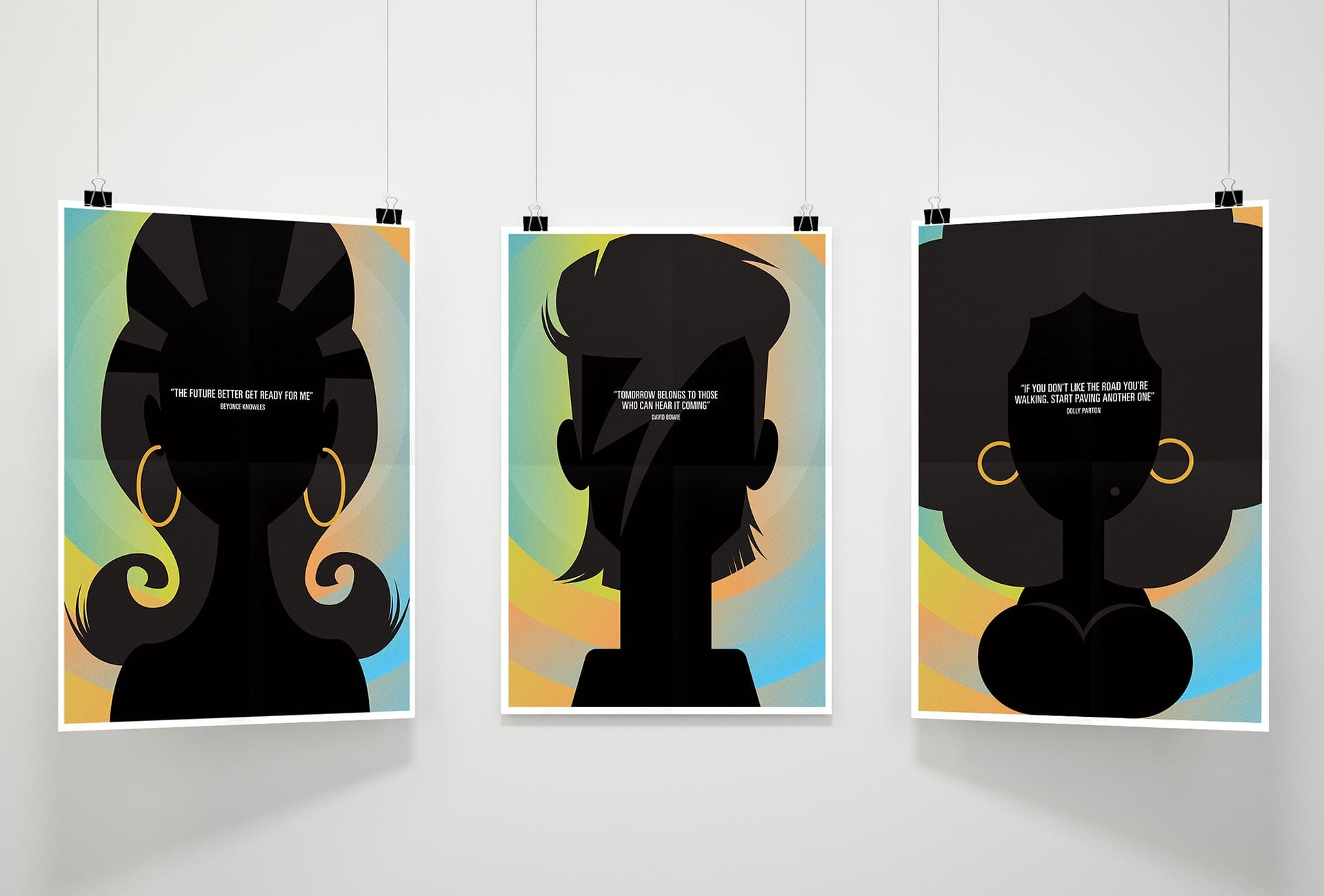 Sony Music: Annual Showcase - Posters